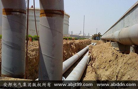 石油管道电伴热